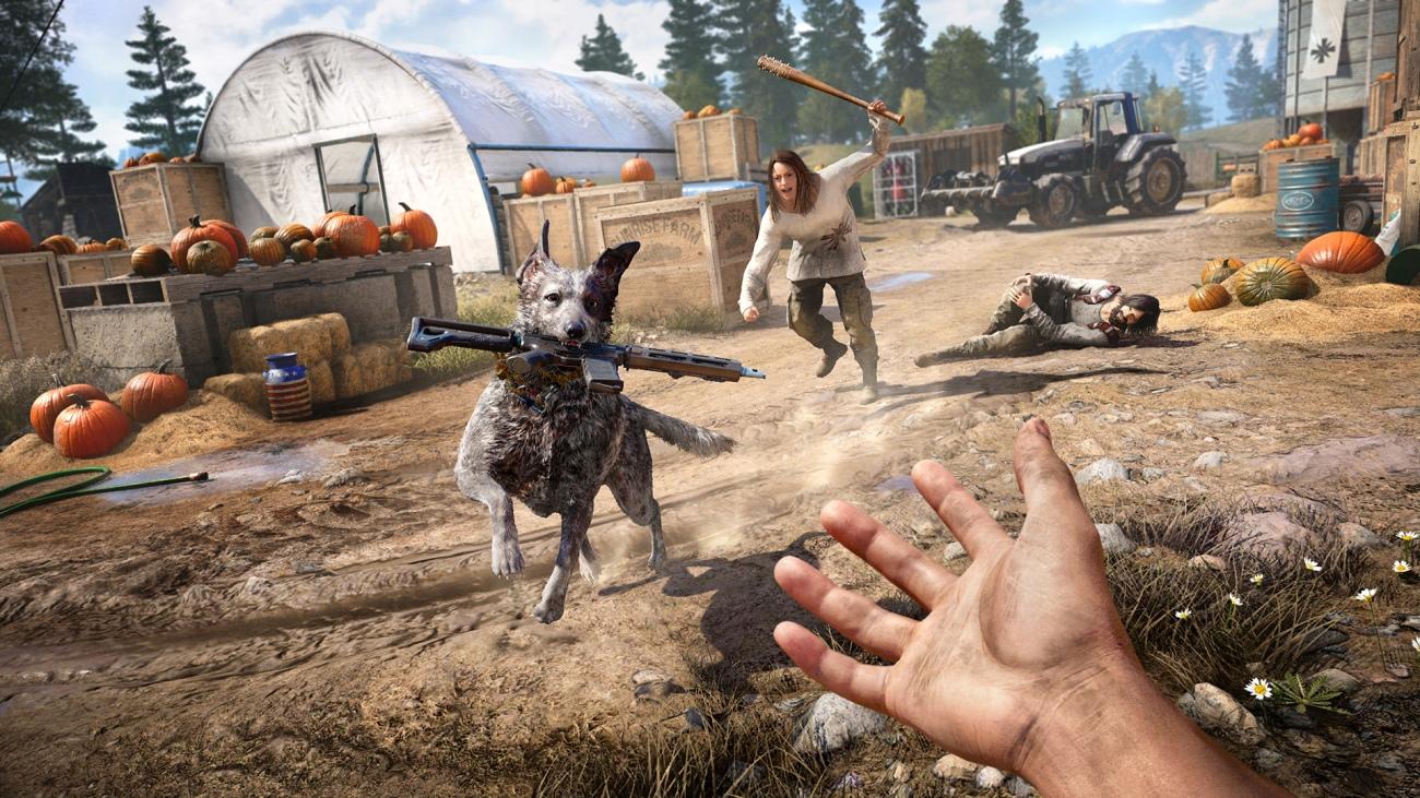 ファー クライ 5 Far Cry 5 - Wikipedia